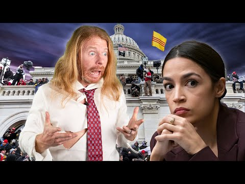 JP Sears on AOC and Other Dishonest and Arrogant Politicians
