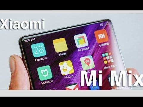 Xiaomi Mi Mix Quick Review - Indonesia