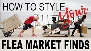 How To Repurpose 6 Flea Market Finds