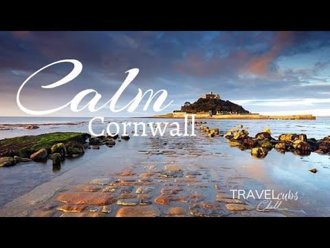 A Costa da Cornualha, Onde o Mar Encontra os Penhascos