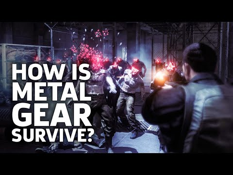 Metal Gear Survive – Is It Worth Staying Alive?