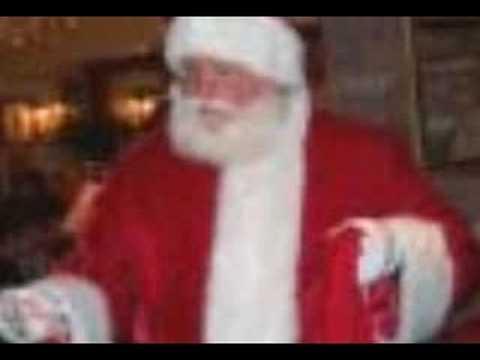 Agpayso Kadi Nga Adda Santa Claus- Karaoke