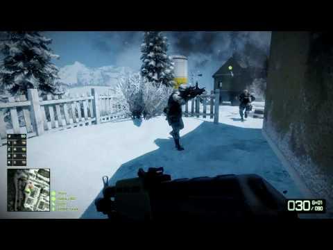 Battlefield Bad Company 2 knife fail