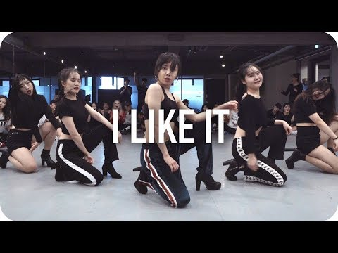 I Like It Cardi B Bad Bunny Amp J Balvin May J Lee Choreography