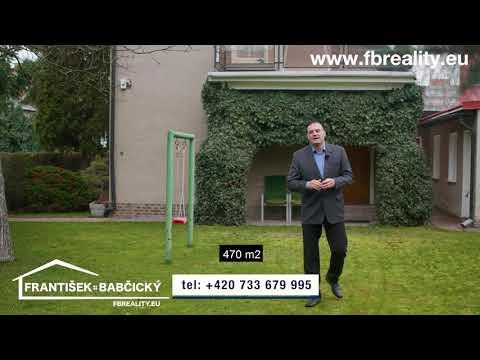 Video z << Prodej rodinného domu, 98 m2, Praha >>