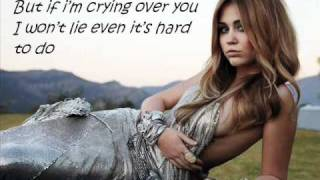 See You In Another Life - Miley Cyrus (Lyrics)