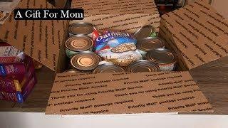 Sending Food As A Gift!
