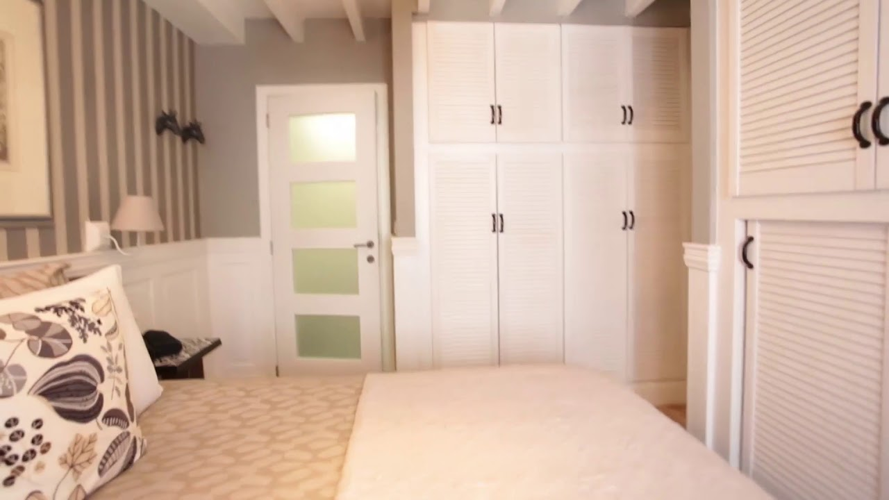 Modern 1-bedroom apartment with balcony for rent in City Center
