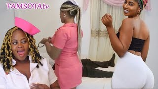 SEE HOW SEXY NURSES SEDUCE THEIR MALE PATIENTS - 2019 LATEST NIGERIAN FULL NOLLYWOOD MOVIE