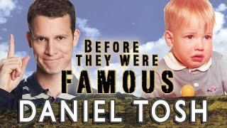 DANIEL TOSH   Before They Were Famous   Tosh.0