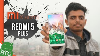 Xiaomi Redmi Note 5 (Redmi 5 Plus) Review | 4K | ATC