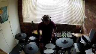 Strung Out Mephisto drum cover