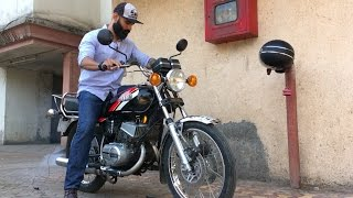 Yamaha RX 100 | Customised | 200cc