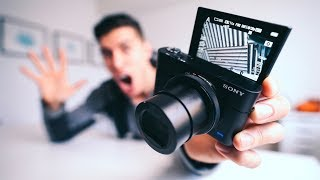 THE BEST POINT AND SHOOT CAMERA of 2018 - THE POCKET POWERHOUSE!