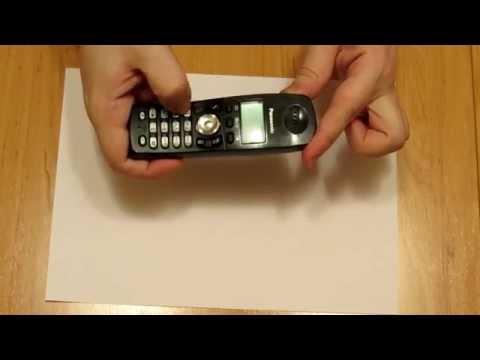 Reparar Teclado de Teléfono Inalámbrico Mediante Sencilla Limpieza