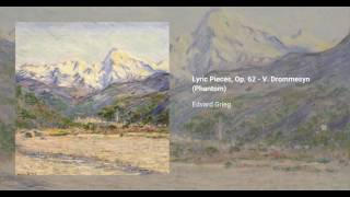 Lyric Pieces - Book 7 , Op. 62