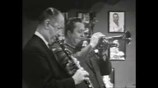 Hodes, Pee Wee Russell and McPartland - Oh! Baby (Jazz Alley, 1968) [official HQ video]