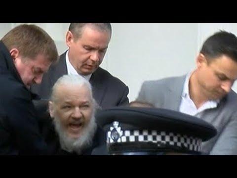 Julian Assange von spanischer Firma überwacht