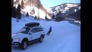 Volvo ski fun (Ondrej Bank)