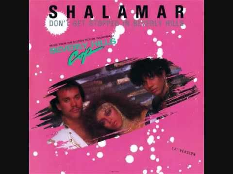 Shalamar - Don't Get Stopped In Beverly Hills (Remix)