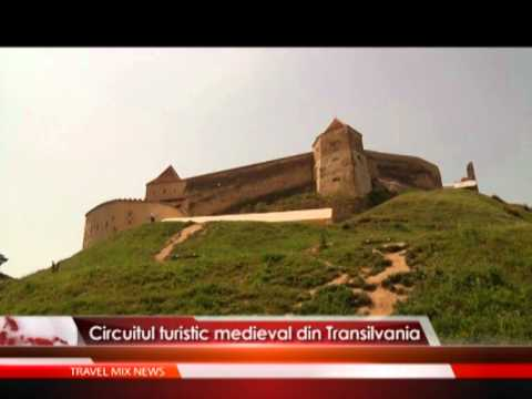 Circuitul turistic medieval din Transilvania