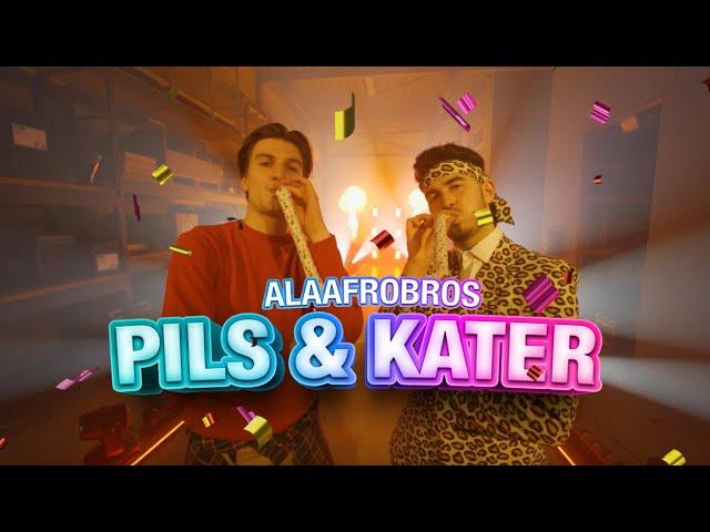 ALAAFROBROS - Pils & Kater