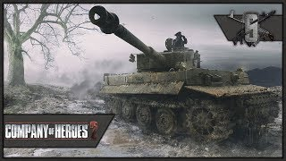 Case Blue Company Of Heroes 2 : Company of heroes europe at war helicopters & king tigers