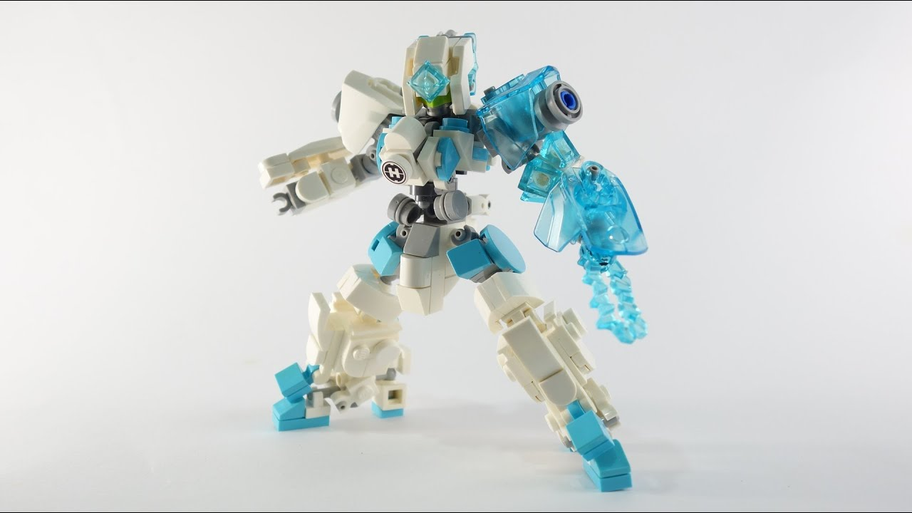 Small Mech Series 1 Ep 13 Frost Fire