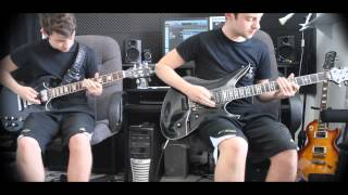 This Means War - Avenged Sevenfold (Dual Guitar Cover W/Solos) [HD]