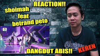 VIRAL!! BETRAN PETO DUET DENGAN SHOIMAH - SUCI DALAM DEBU   !!REACTION