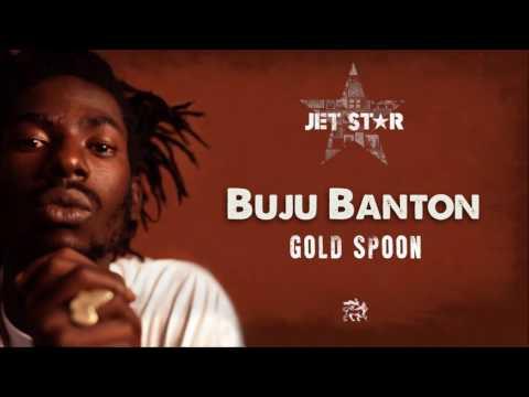 Buju Banton – Gold Spoon – Official Audio | Jet Star Music – (90's Dancehall)