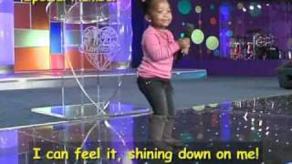 Pastor Chris Inspires Contina, a 2.5 year old girl2.flv