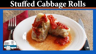 How to cook Golumpki (Polish stuffed cabbage rolls)