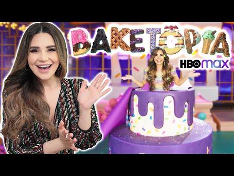 OMG! My NEW HBO Show! *Baketopia* Trailer