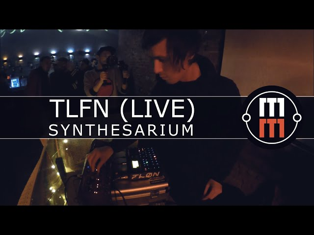 TLFN - Synthesarium Live  Session (МОТИ'В bar)