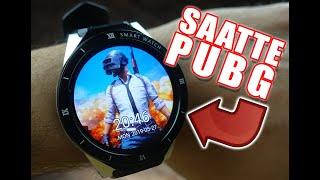 İnternette Satılan ve PUBG Oynatabildiği İddia Edilen Akıllı Saati Satın Aldık! (650TL Bayıldık)