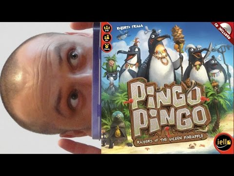 Pingo Pingo is a Board Game Everybody Should...