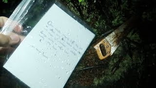 POSSIBLE MURDER WEAPON w/ NOTE FOUND UNDERWATER IN LAKE (I WAS SET UP) - Video Youtube