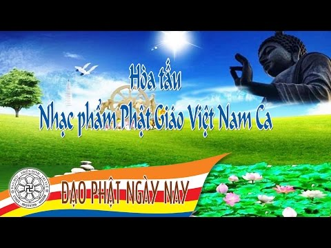 Hòa tấu Nhạc phẩm Phật Giáo Việt Nam Ca