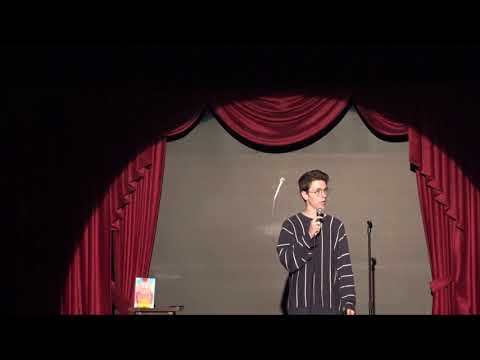 Stand Up Comic Talks About His Sister Getting Her First Dick Pic (It's funny)