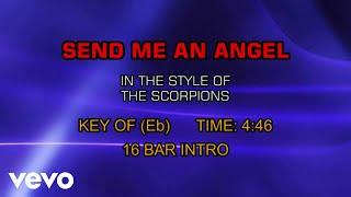 Scorpions   Send Me An Angel (Karaoke)