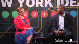 On Race in America - And What Made This Year Different / New York Ideas 2015