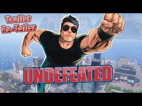 "UNDEFEATED | ""NOT Superman - The game"" 