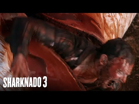Sharknado 3: Oh Hell No! Behind the Scenes 2
