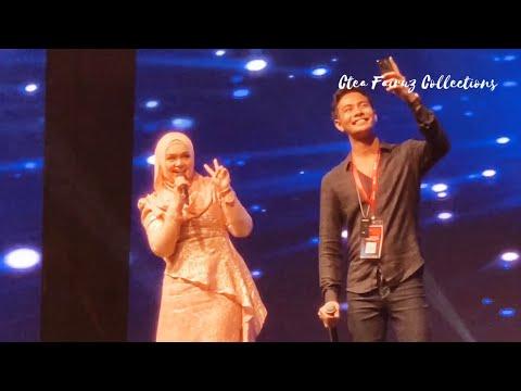 Dato Sri Siti Nurhaliza & Alieff Irfan di Youtube Festival