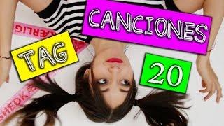 TAG 20 CANCIONES | CAELI