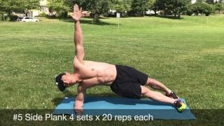 #AskKenneth 155: Cardio & abs