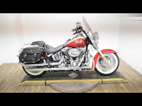 2013 Harley-Davidson Softail® Deluxe in Wauconda, Illinois - Video 1