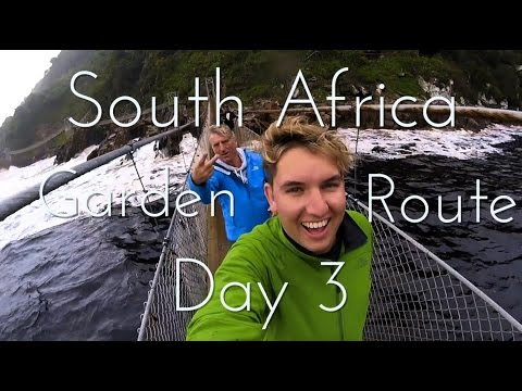 South Africa, Garden Route: Day 3 | Youtube By Harrison