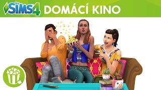 The Sims 4 Domácí kino 5